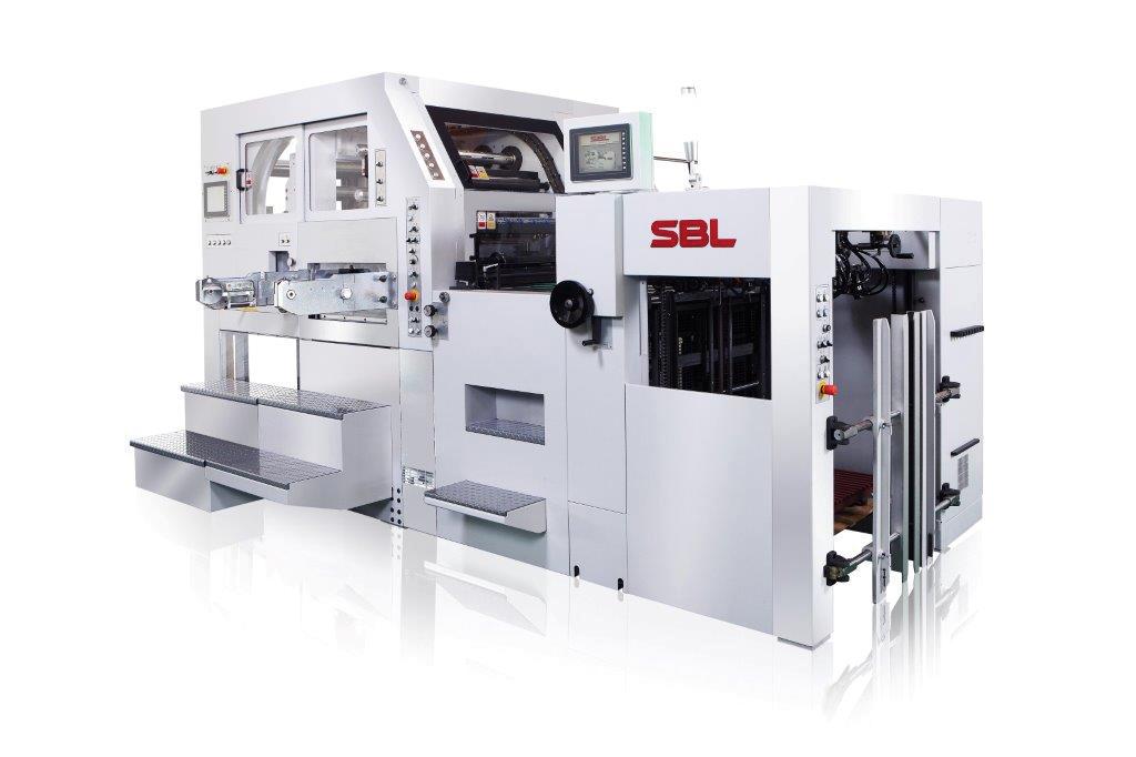 SBL-820EF - macchina per stampa a caldo