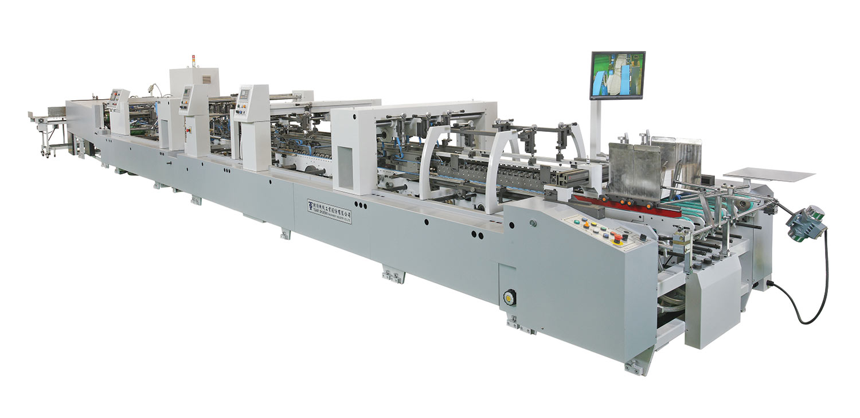 SBL TS-800Wsv&-TS-1000Wsv BL TS 800W-1000W: Piega incolla automatica
